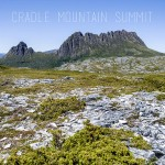 Cradle Mountain Summit Walk, Tasmania Australia
