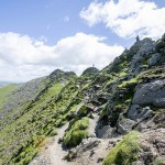 Striding Edge, Helvellyn Day Hike in Lake District
